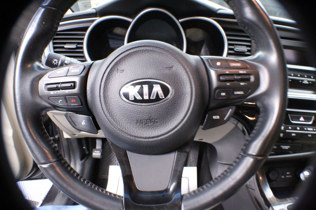 2015 KIA OPTIMA EX for sale at Solid Rock Auto Group