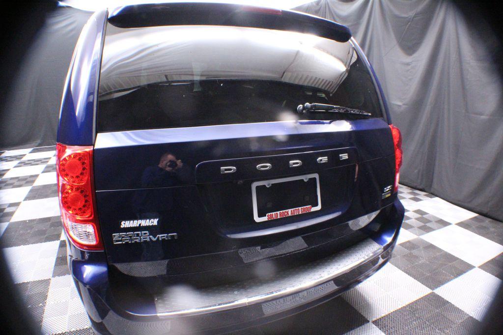 2017 DODGE GRAND CARAVAN SXT for sale at Solid Rock Auto Group