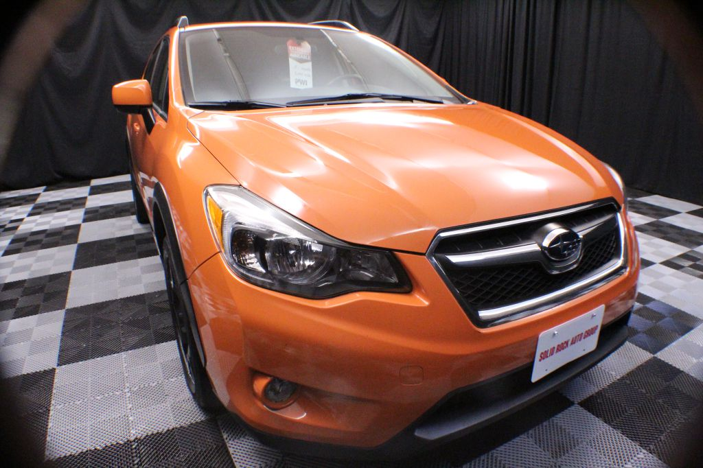 2014 SUBARU XV CROSSTREK for sale at Solid Rock Auto Group