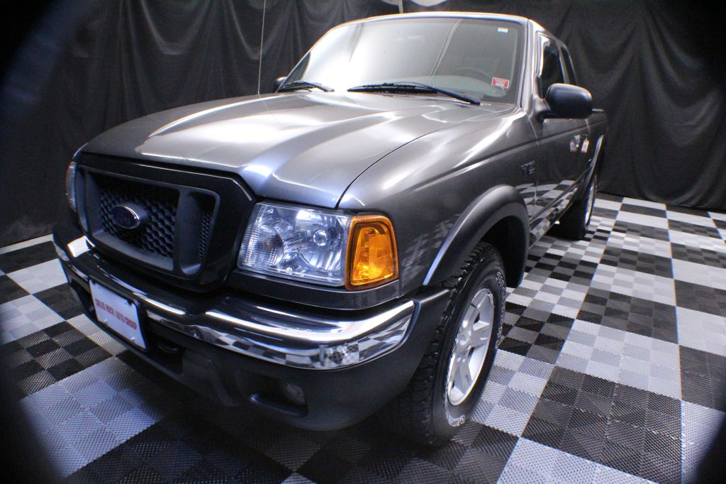 2004 FORD RANGER SUPER CAB for sale at Solid Rock Auto Group