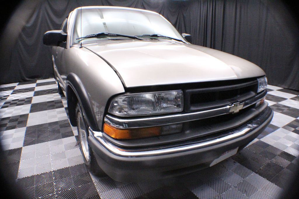 2003 CHEVROLET S TRUCK S10 for sale at Solid Rock Auto Group