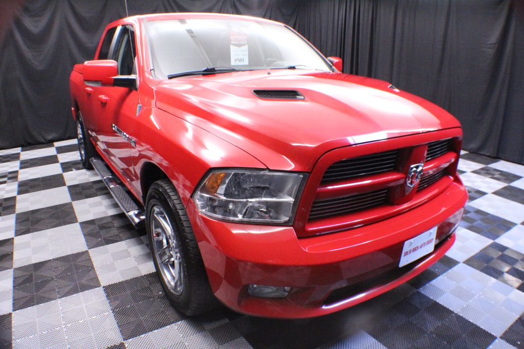 2012 DODGE RAM 1500 SPORT for sale at Solid Rock Auto Group