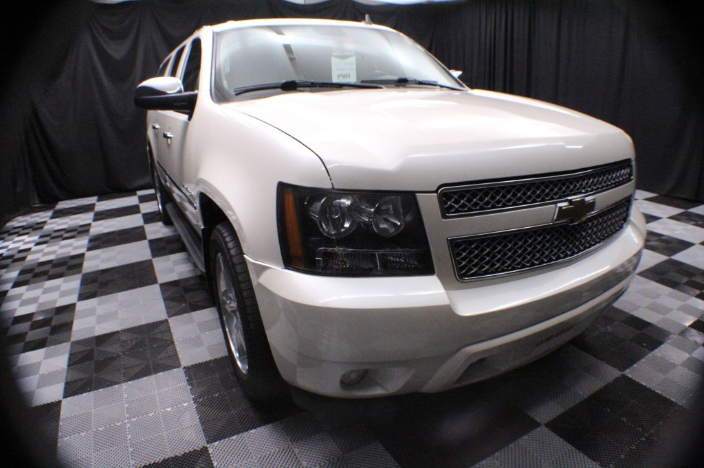 2011 CHEVROLET SUBURBAN for sale at Solid Rock Auto Group