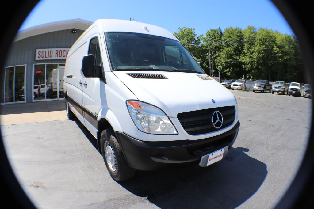 2012 MERCEDES-BENZ SPRINTER for sale at Solid Rock Auto Group
