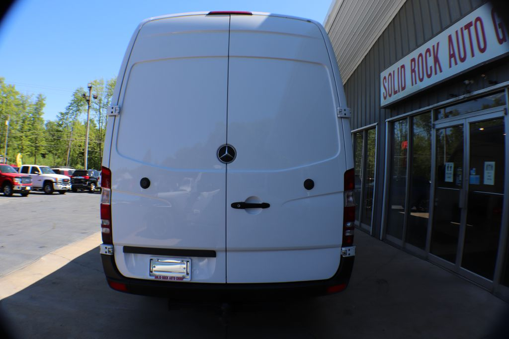 2012 MERCEDES-BENZ SPRINTER 2500 for sale at Solid Rock Auto Group