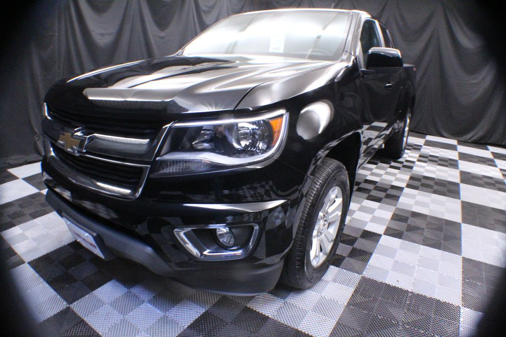 2015 CHEVROLET COLORADO LT for sale at Solid Rock Auto Group