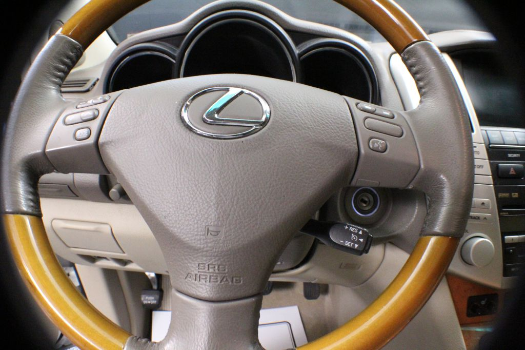 2007 LEXUS RX 350 for sale at Solid Rock Auto Group