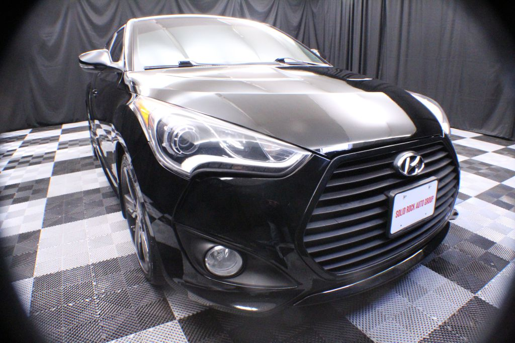 2014 HYUNDAI VELOSTER for sale at Solid Rock Auto Group