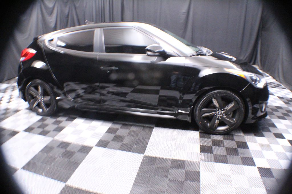 2014 HYUNDAI VELOSTER TURBO for sale at Solid Rock Auto Group