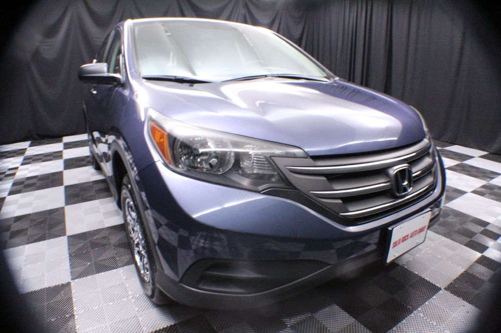 2013 HONDA CR-V for sale at Solid Rock Auto Group