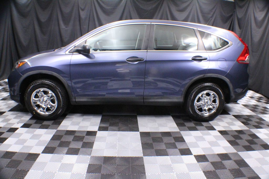 2013 HONDA CR-V LX for sale at Solid Rock Auto Group