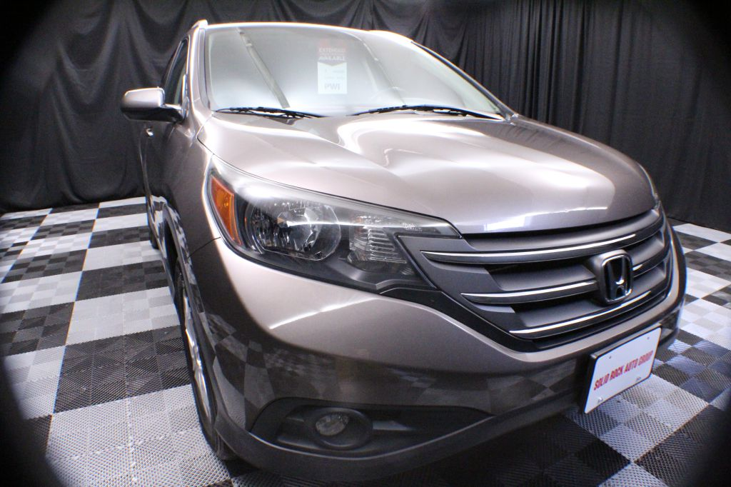 2014 HONDA CR-V for sale at Solid Rock Auto Group