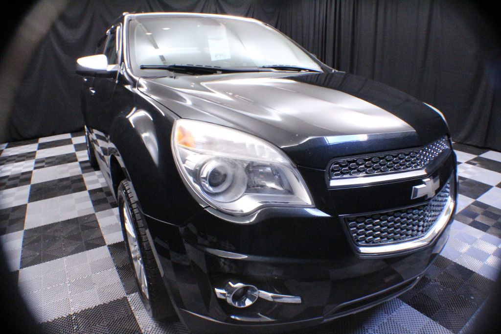 2010 CHEVROLET EQUINOX for sale at Solid Rock Auto Group