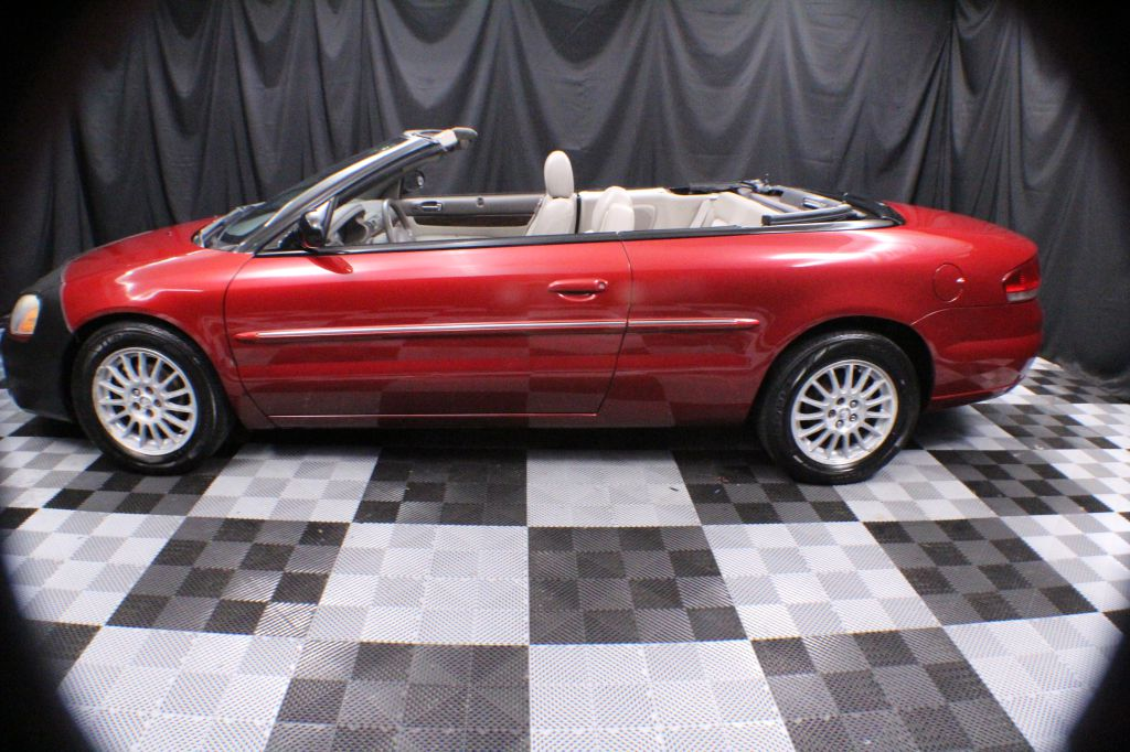 2004 CHRYSLER SEBRING LIMITED for sale at Solid Rock Auto Group