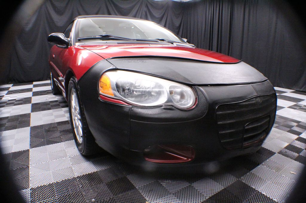 2004 CHRYSLER SEBRING for sale at Solid Rock Auto Group