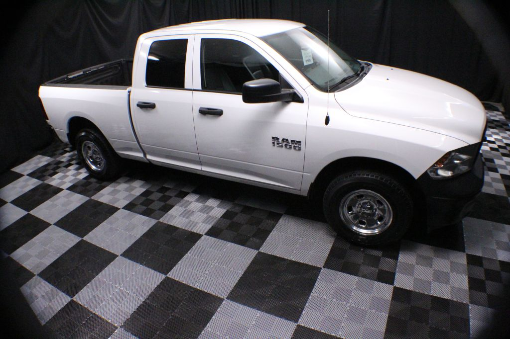 2014 RAM 1500 ST for sale at Solid Rock Auto Group