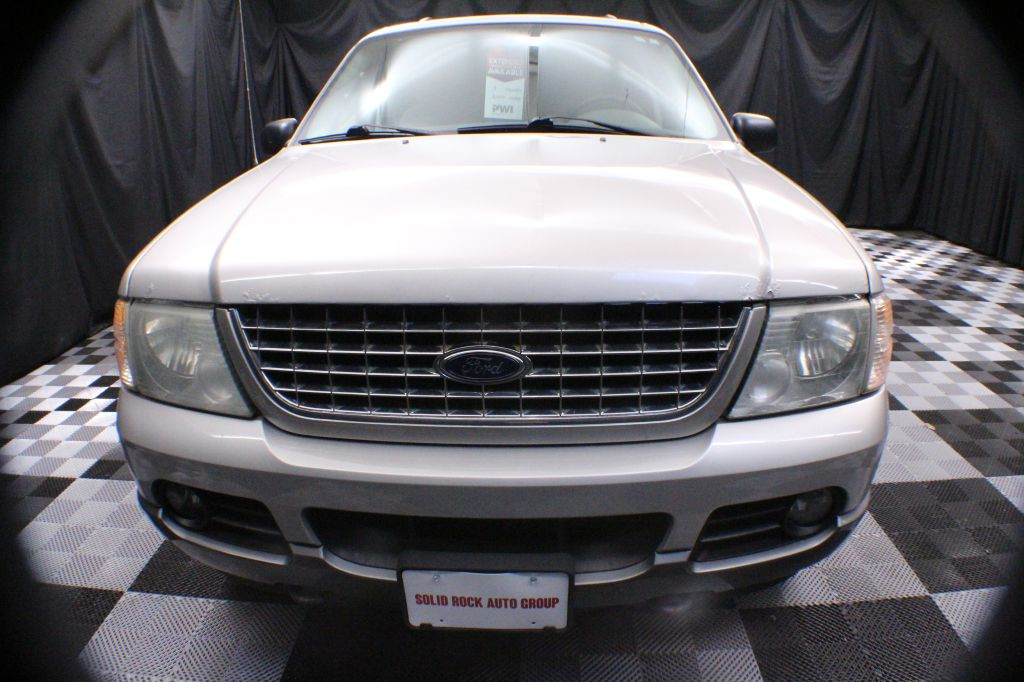 2004 FORD EXPLORER XLT for sale at Solid Rock Auto Group