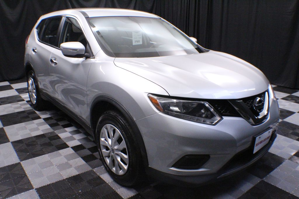 2015 NISSAN ROGUE for sale at Solid Rock Auto Group