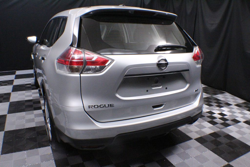 2015 NISSAN ROGUE S for sale at Solid Rock Auto Group