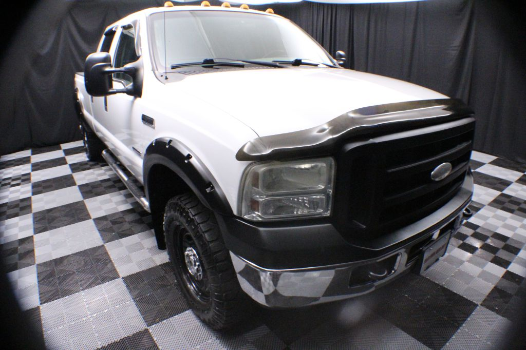 2007 FORD F350 for sale at Solid Rock Auto Group