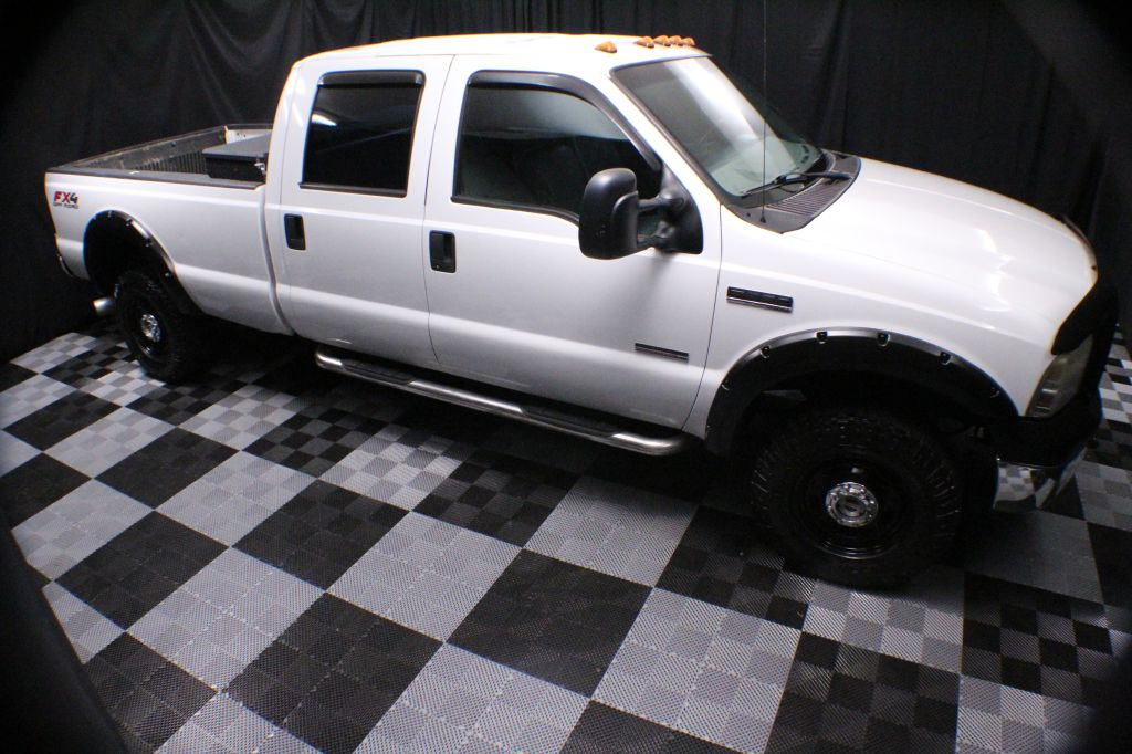 2007 FORD F350 SRW SUPER DUTY for sale at Solid Rock Auto Group