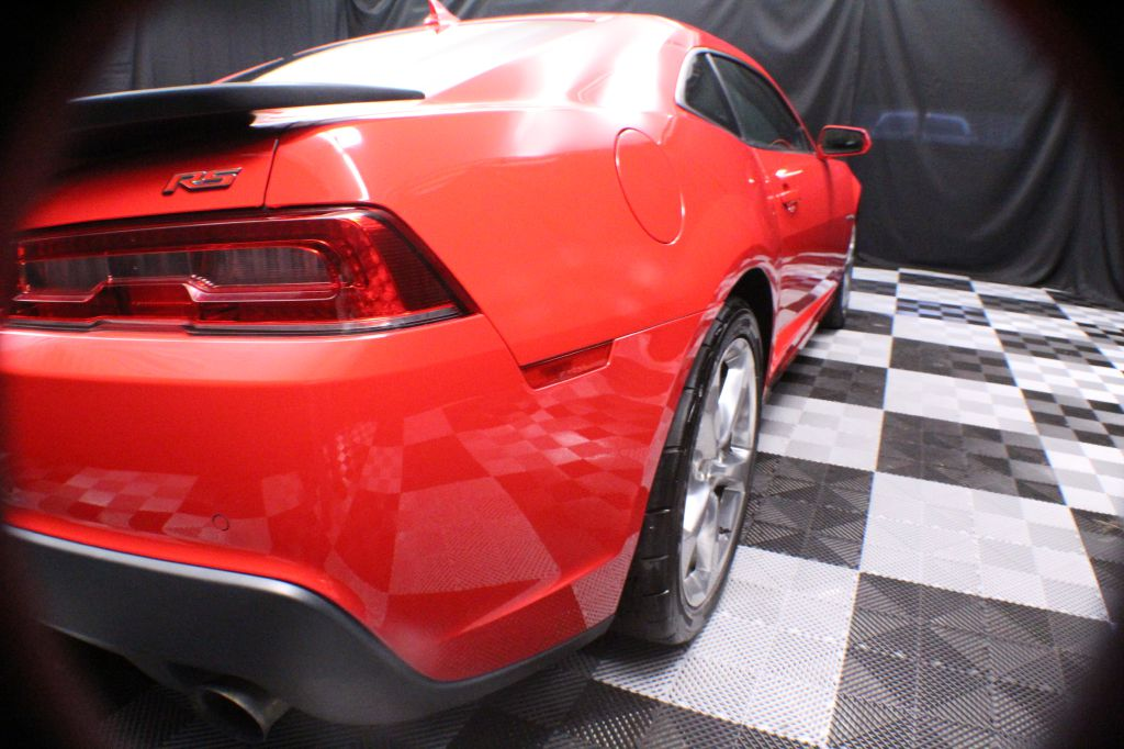 2014 CHEVROLET CAMARO LT for sale at Solid Rock Auto Group