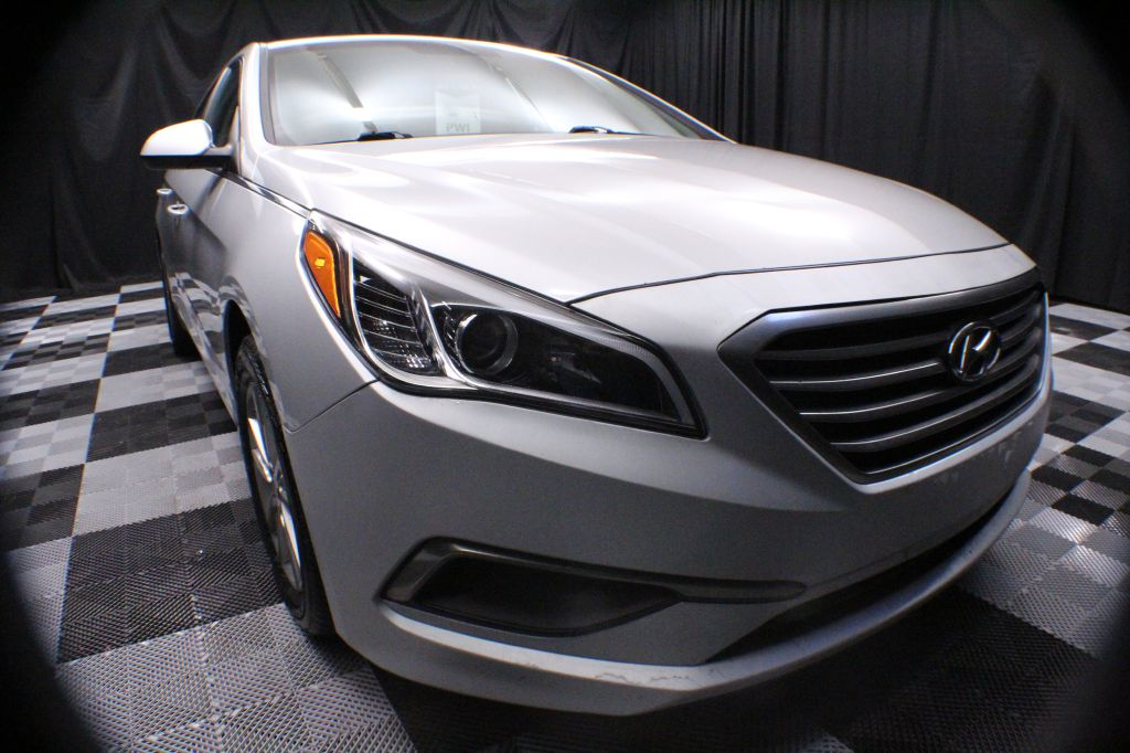 2016 HYUNDAI SONATA for sale at Solid Rock Auto Group