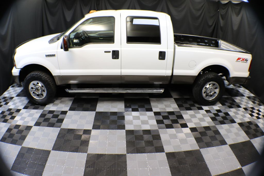 2007 FORD F250 SUPER DUTY for sale at Solid Rock Auto Group