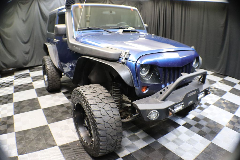 2010 JEEP WRANGLER SPORT for sale at Solid Rock Auto Group