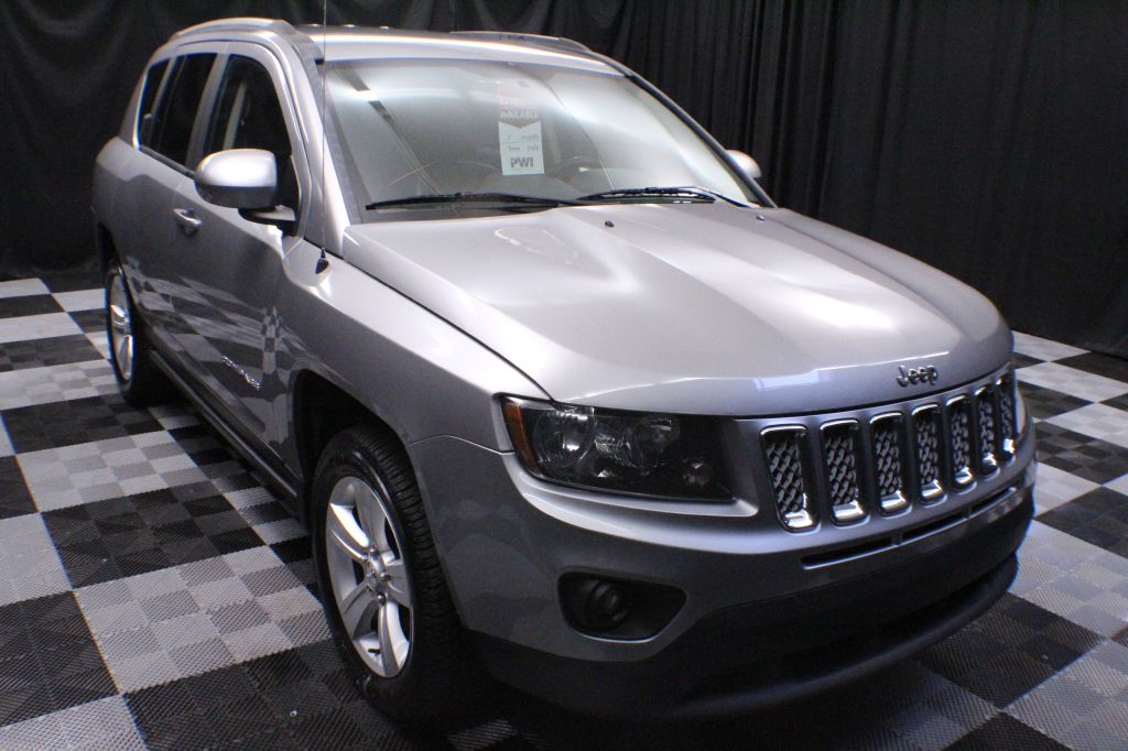 2016 JEEP COMPASS for sale at Solid Rock Auto Group