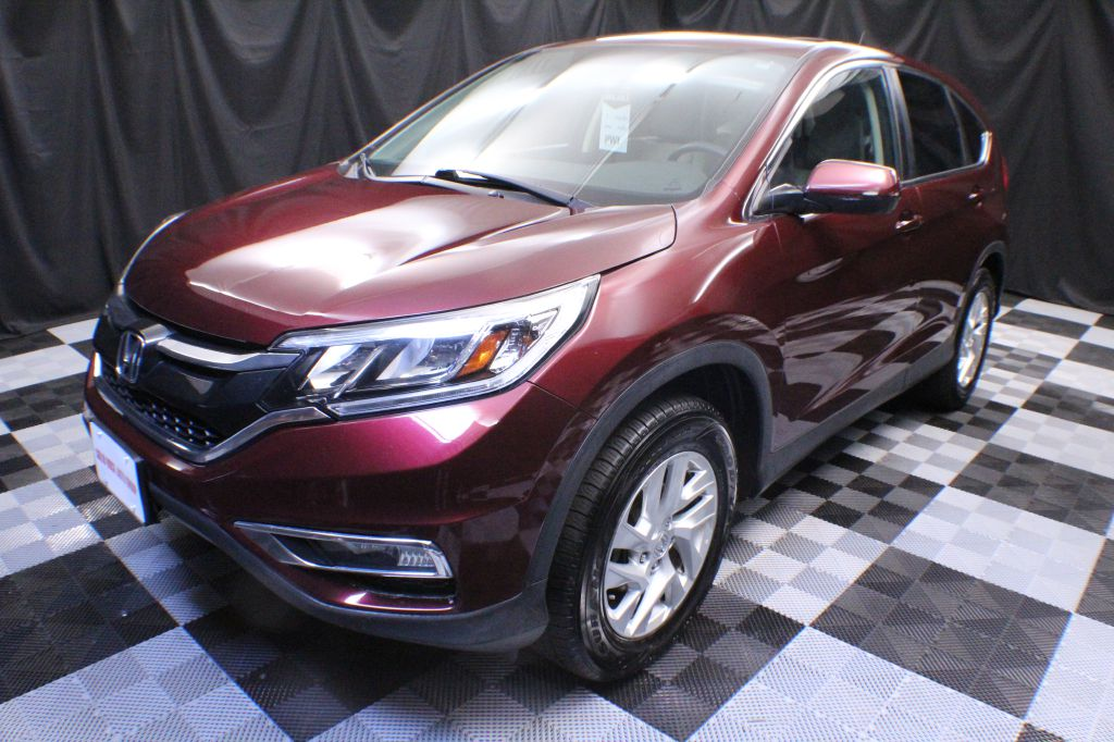2015 HONDA CR-V EX for sale at Solid Rock Auto Group