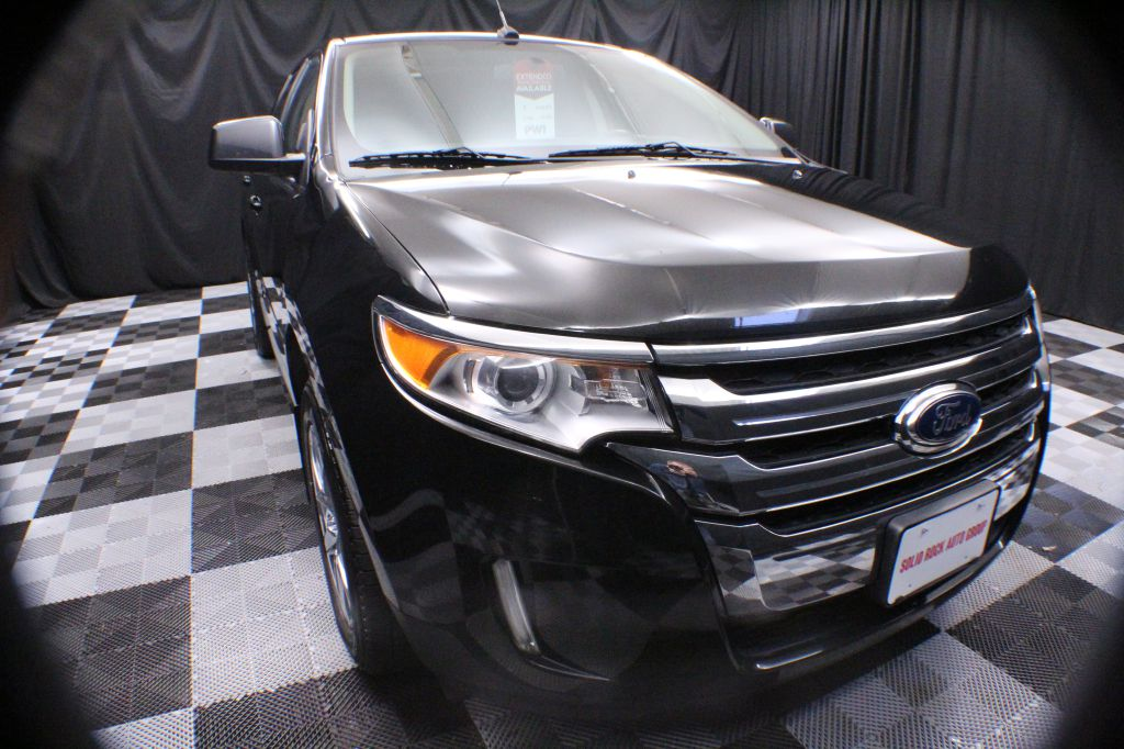 2011 FORD EDGE for sale at Solid Rock Auto Group