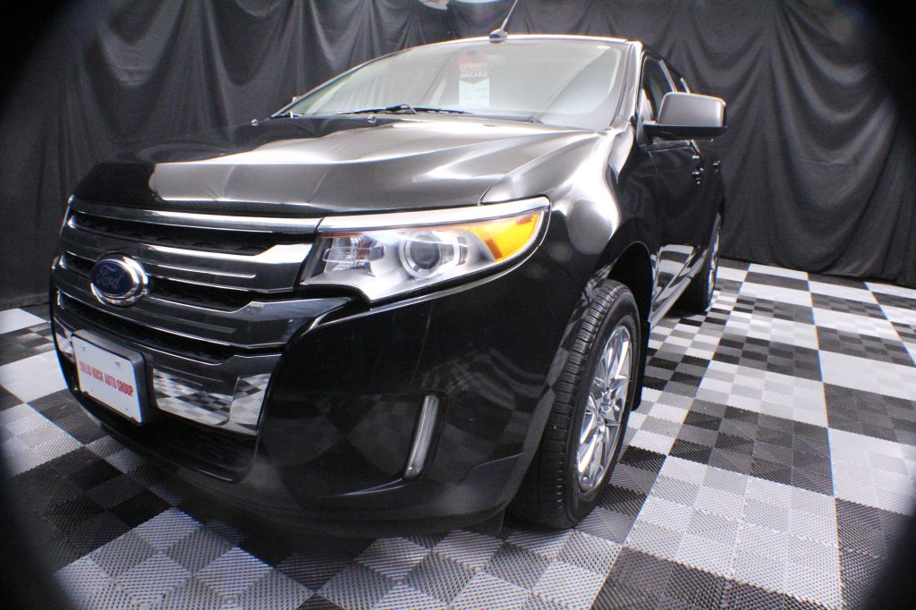 2011 FORD EDGE LIMITED for sale at Solid Rock Auto Group