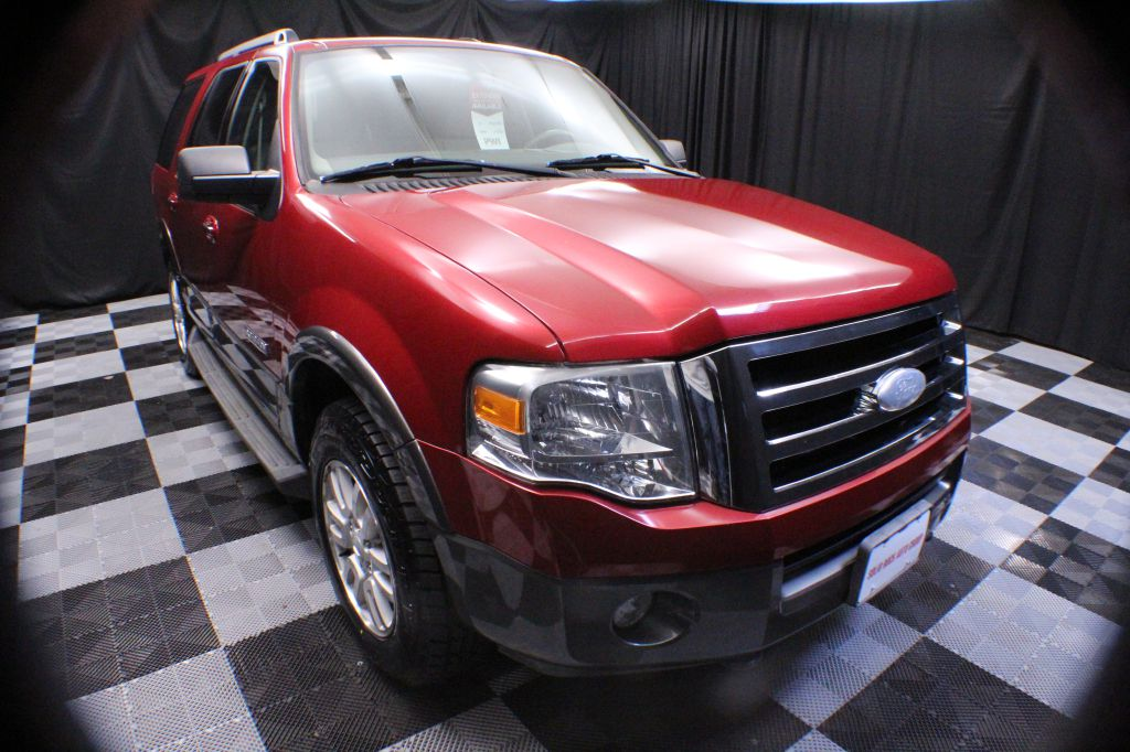 2007 FORD EXPEDITION XLT for sale at Solid Rock Auto Group