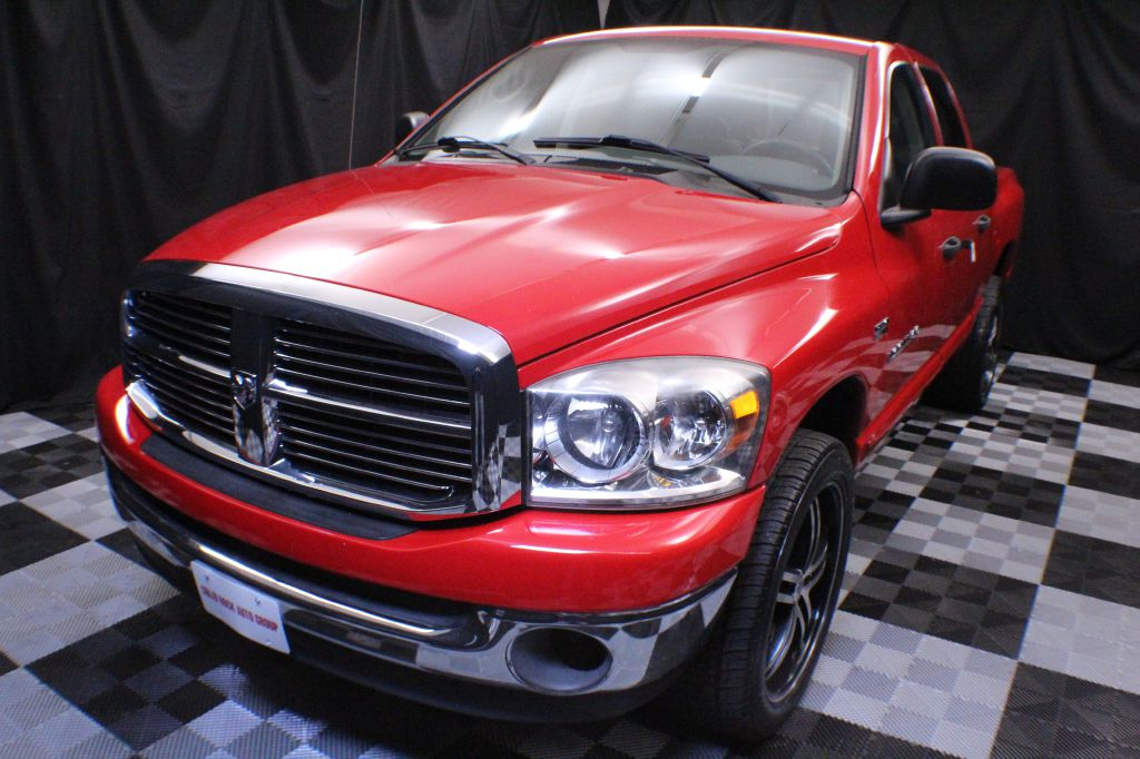 2007 DODGE RAM 1500 ST for sale at Solid Rock Auto Group