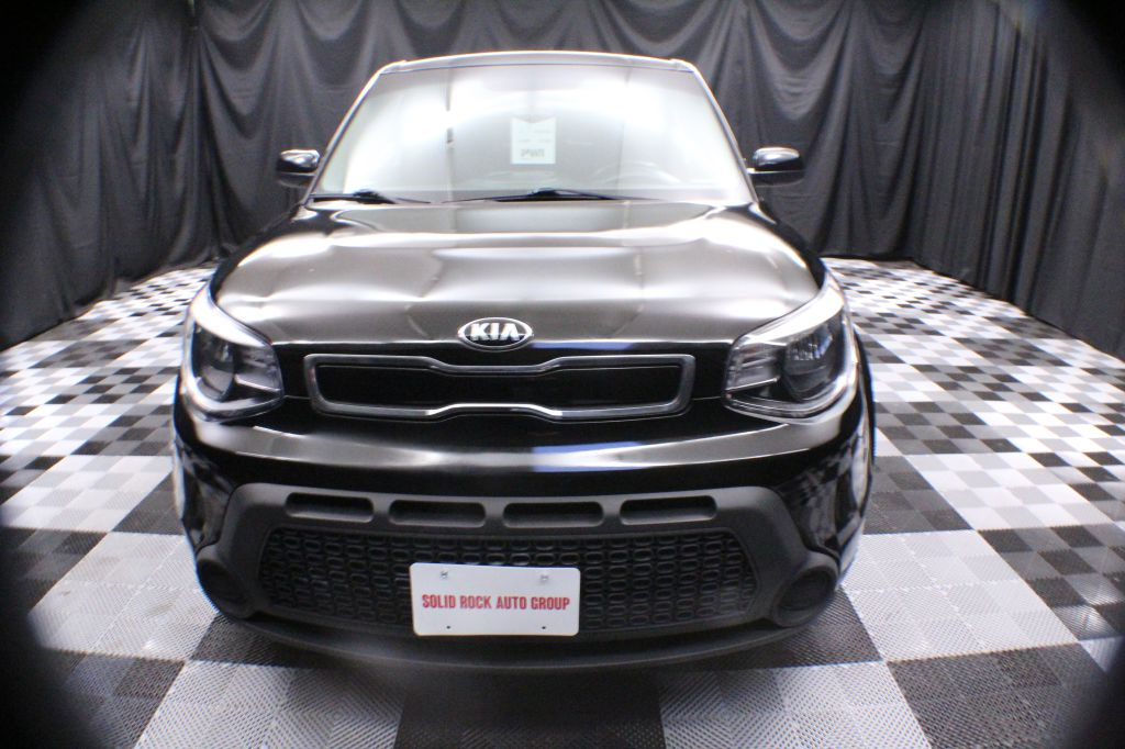 2015 KIA SOUL + for sale at Solid Rock Auto Group