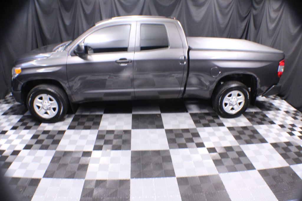 2015 TOYOTA TUNDRA DOUBLE CAB SR/S for sale at Solid Rock Auto Group