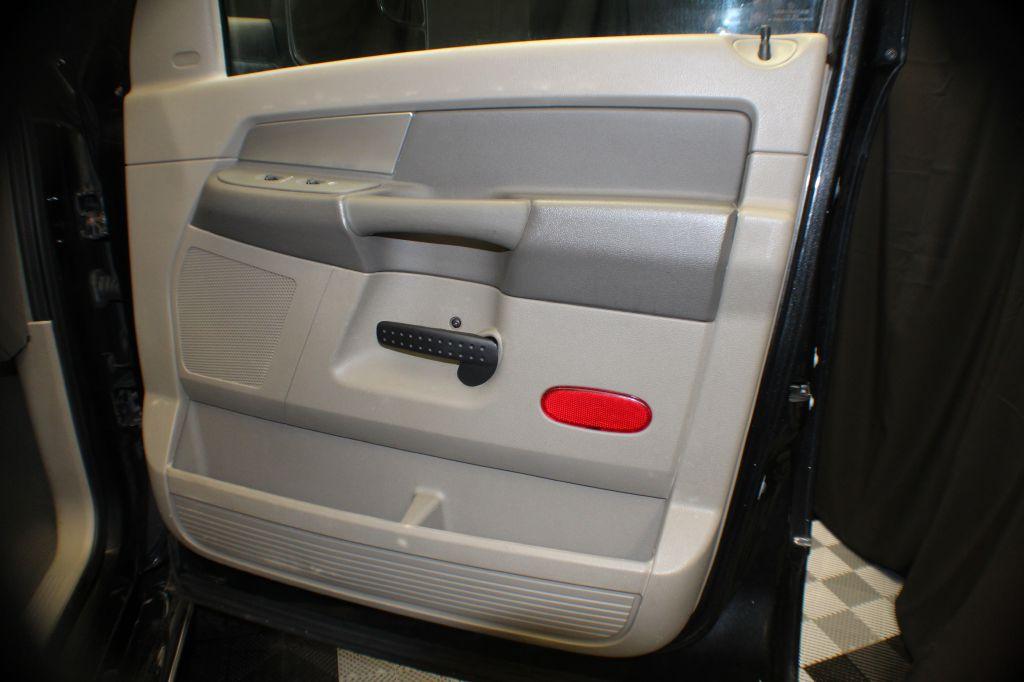 2008 DODGE RAM 1500 MEGA CAB for sale at Solid Rock Auto Group
