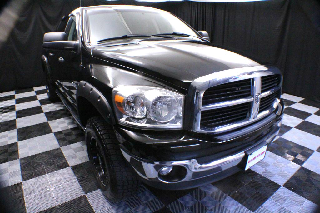 2008 DODGE RAM 1500 MEGA CAB for sale at Solid Rock Auto Group