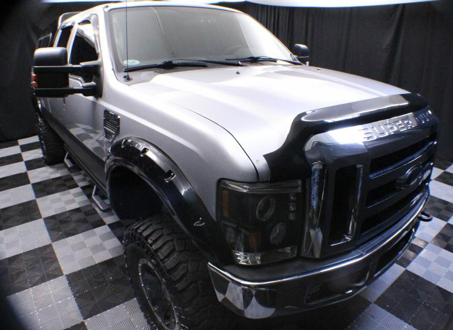 2010 FORD F250 for sale at Solid Rock Auto Group