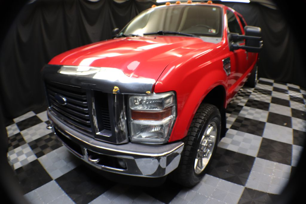 2009 FORD F350 SUPER DUTY for sale at Solid Rock Auto Group