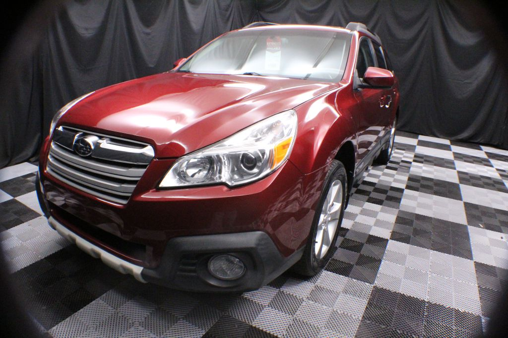 2014 SUBARU OUTBACK 2.5I LIMITED for sale at Solid Rock Auto Group