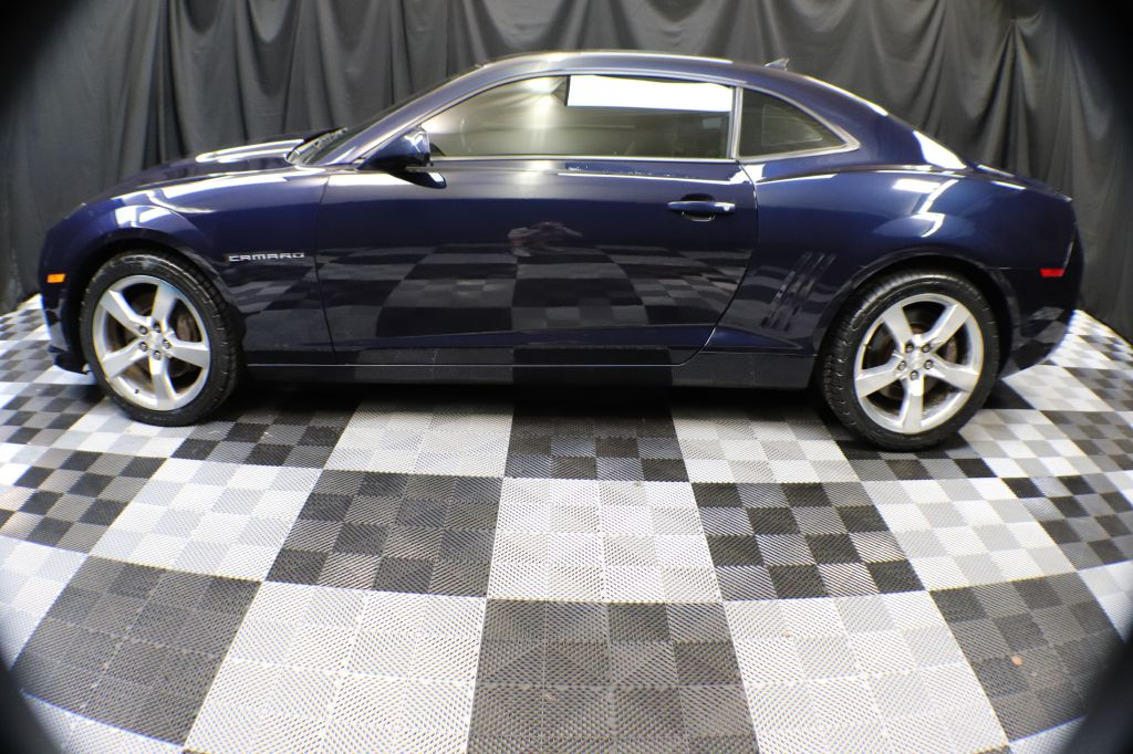 2011 CHEVROLET CAMARO 2SS for sale at Solid Rock Auto Group