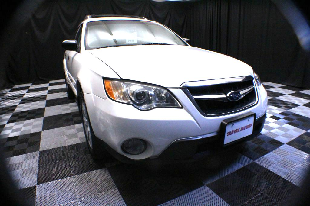 2008 SUBARU OUTBACK for sale at Solid Rock Auto Group