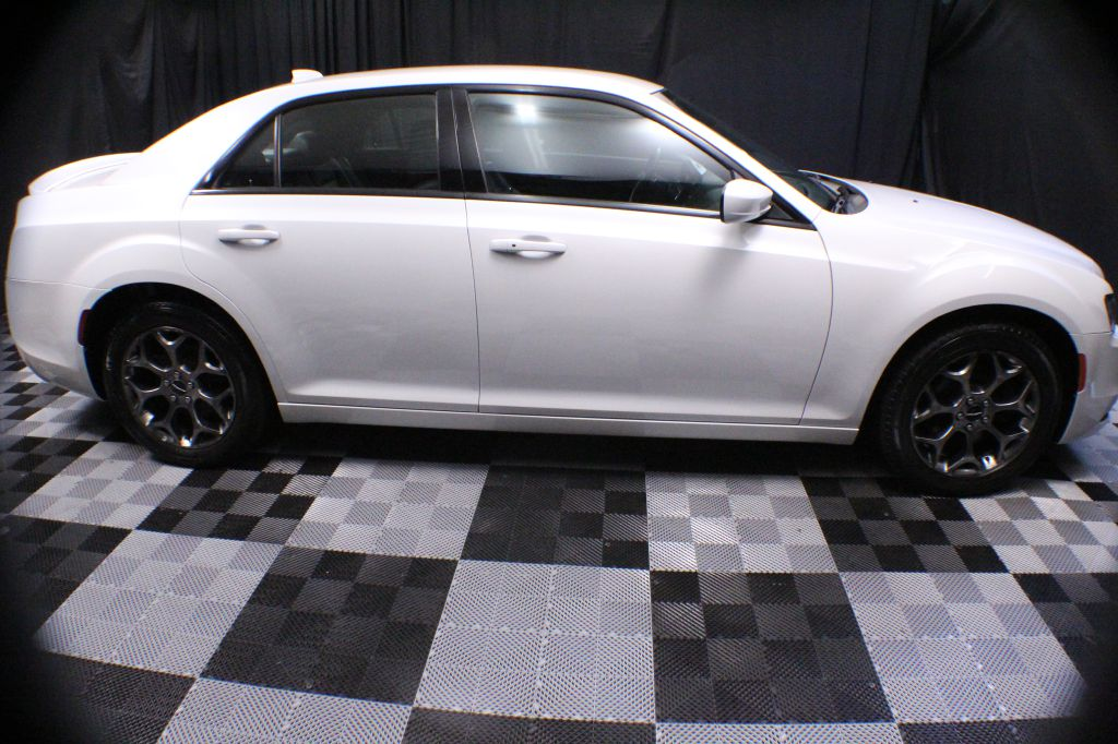 2016 CHRYSLER 300S S for sale at Solid Rock Auto Group