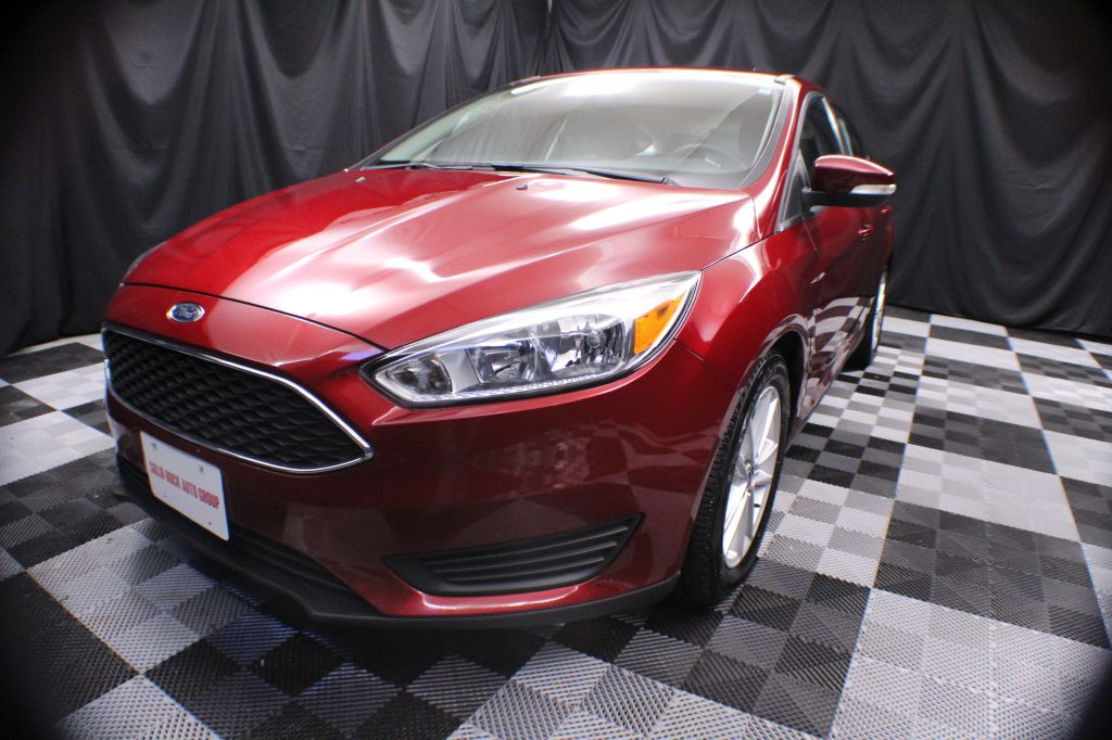 2015 FORD FOCUS SE for sale at Solid Rock Auto Group