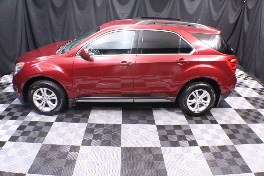 2011 CHEVROLET EQUINOX LT for sale at Solid Rock Auto Group