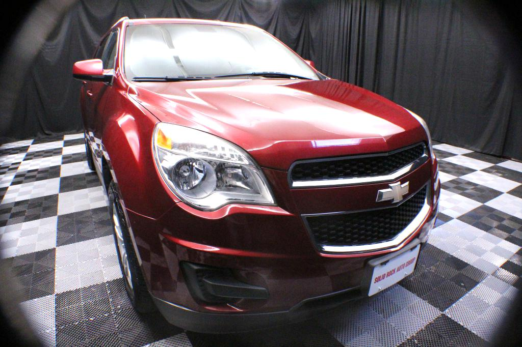 2011 CHEVROLET EQUINOX for sale at Solid Rock Auto Group