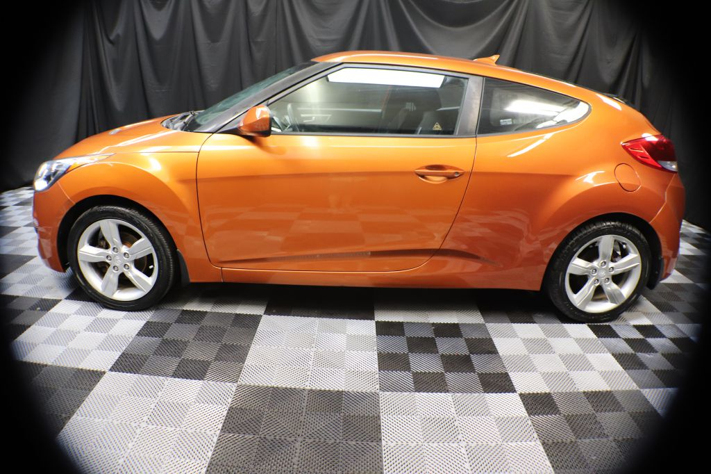 2013 HYUNDAI VELOSTER  for sale at Solid Rock Auto Group