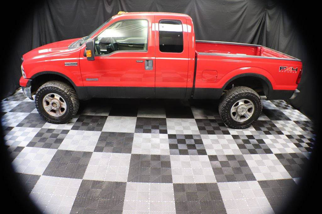 2006 FORD F250 SUPER DUTY for sale at Solid Rock Auto Group